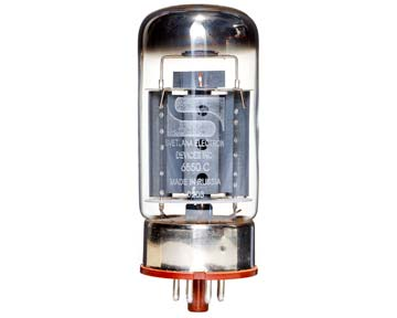 Svetlana 6550C Matched Pair from Tubes for Amps